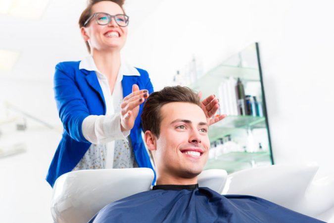Inyección de células madre para curar la alopecia