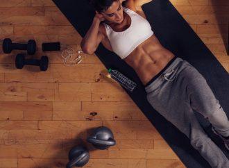 Para lucir abdominales, reduce la grasa que los cubre