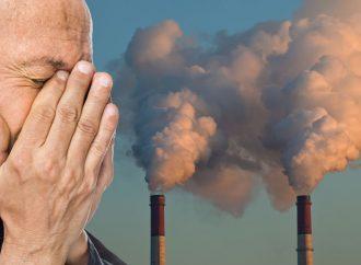 La contaminación busca nuevas víctimas