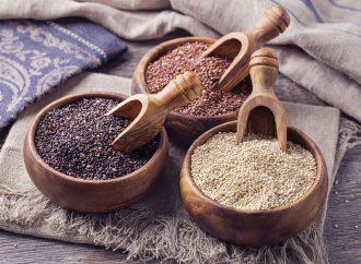 Quinoa, un superalimento para todos los públicos