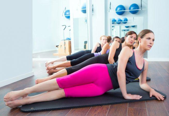 Los básicos de Pilates