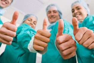 4411439 - medical professional teamwork